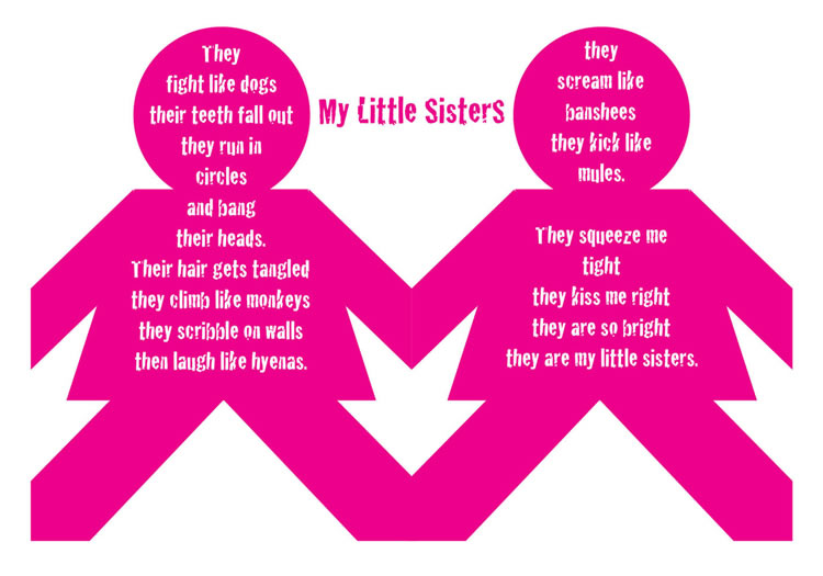 little sister birthday poems - photo #33